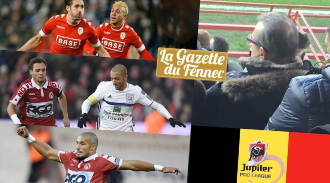 Jupiler League : Belfodil et Saadi buteurs, Hanni double passeur !
