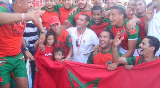 Tournoi Tri Nations de rugby : Le Maroc confirme sa participation