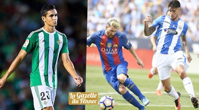 Espagne : Medjani et Mandi éliminés en Coupe du Roi