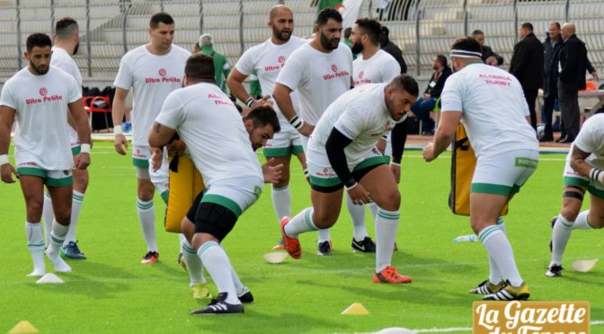 Rugby : Stage de présélection avec 50 joueurs en France