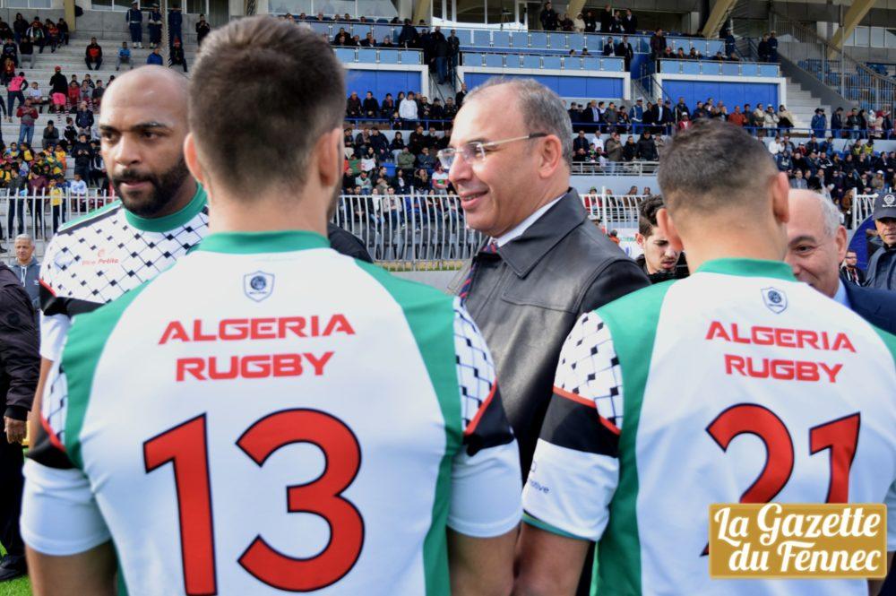 ?Tri-Nations Rugby : Algérie-Maroc (11-12) dans une ambiance familiale à Zabana !