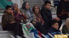 Des familles dans un stade, le symbole du rugby algérien !