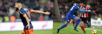 Résultats foot #15 : Boudebouz cartonne, Mahrez et Feghouli en panne sèche