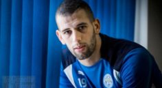 Leicester : Slimani remplaçant face à Liverpool