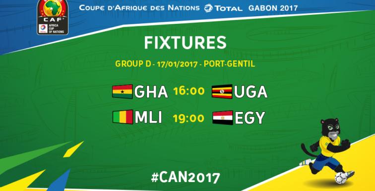 CAN 2017 : L'Égypte entre en scène ce mardi