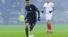 Lyon : Le FC Séville veut Rachid Ghezzal