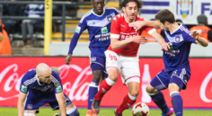 Jupiler League : Anderlecht tenu en échec par le Standard