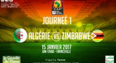 Algérie-Zimbabwe : l'historique des confrontations