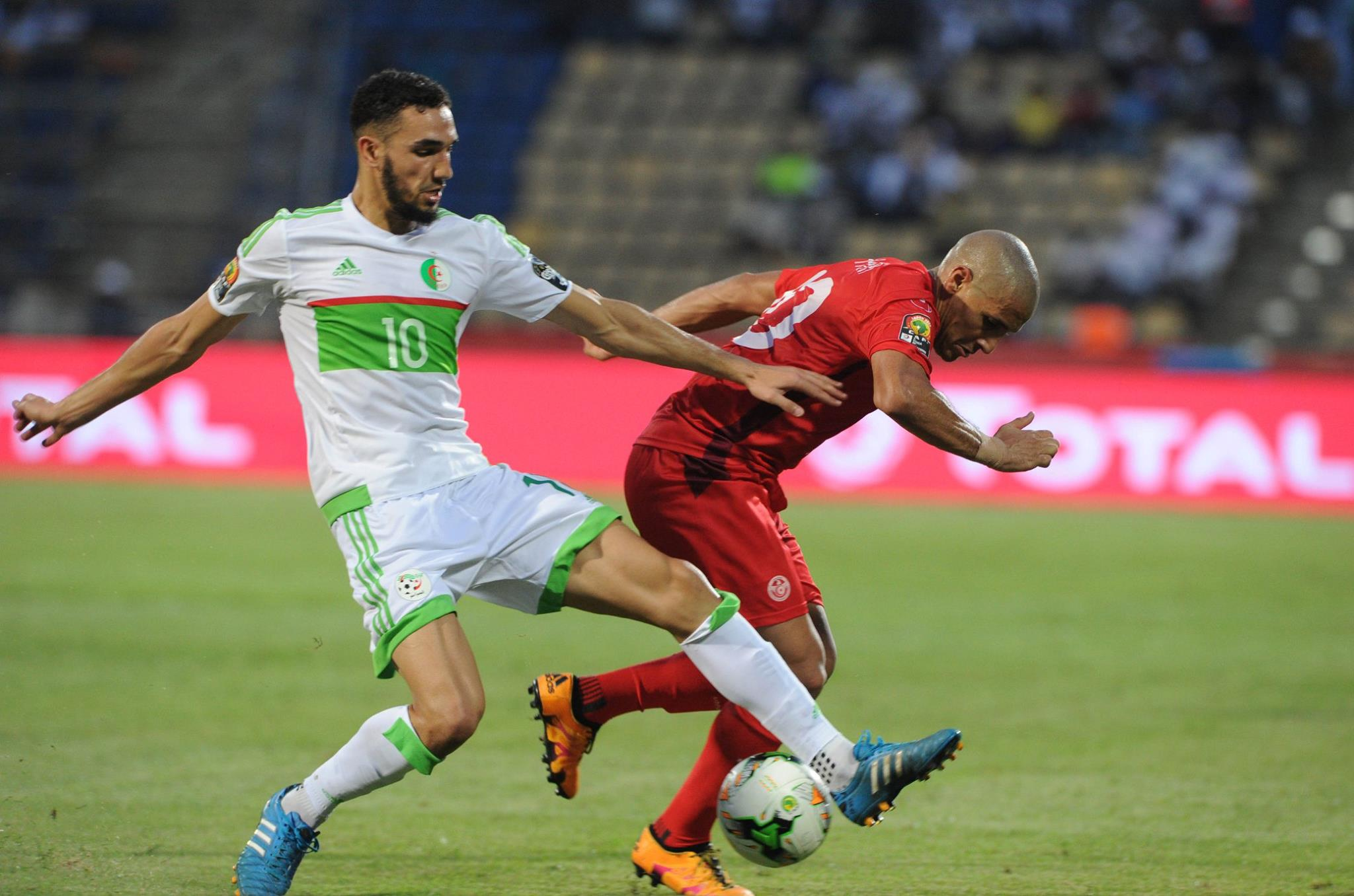 Bentaleb mediocre contre Tunisie