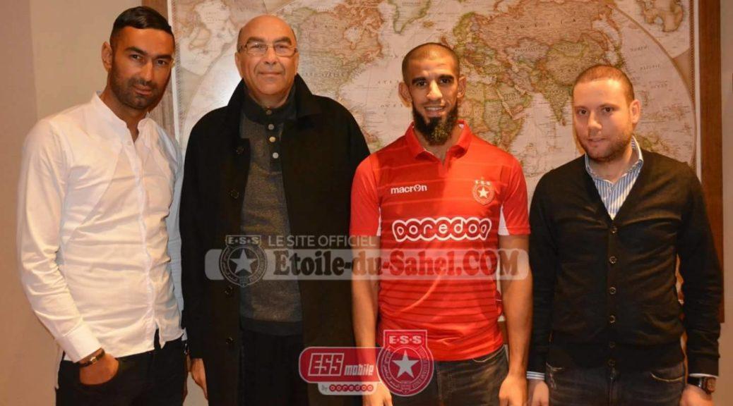Bouazza ES Sahel Farid Ayad