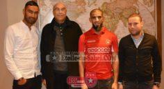 Mercato : Hameur Bouazza s'engage avec l'Etoile du Sahel