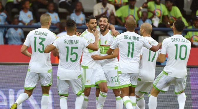 CAN 2017 : l'Algérie et le Zimbabwe se neutralisent 2-2