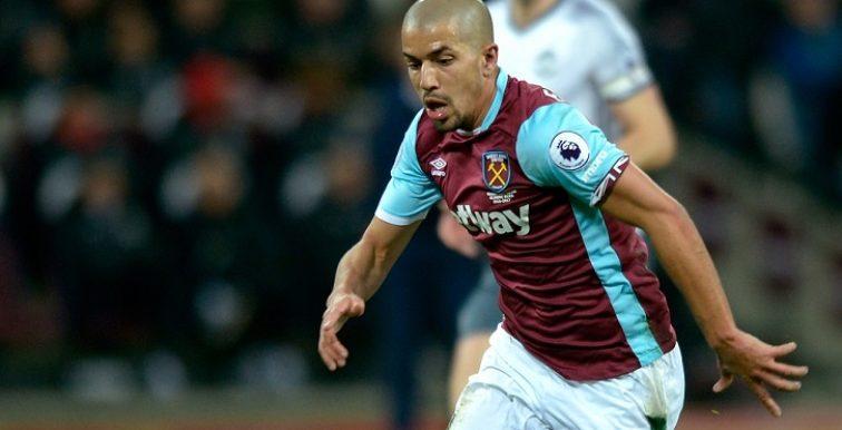 Premier League : Sofiane Feghouli titulaire contre City