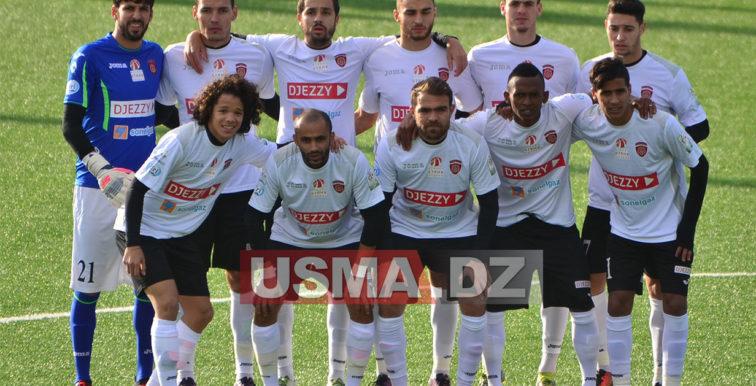Préparation : l'USM Alger s'impose face à Hammam Lif (4-2)