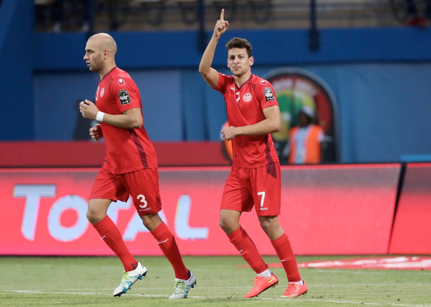 abdennour msakni but contre l'Algérie