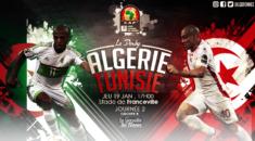 CAN 2017, Algérie – Tunisie : le derby à gagner !