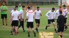 Incident Slimani/Cadamuro : ça chauffe (un peu) à l'entrainement !