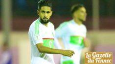 Ryad Boudebouz : « J'aimerais être en sélection, le joueur que je suis en club »