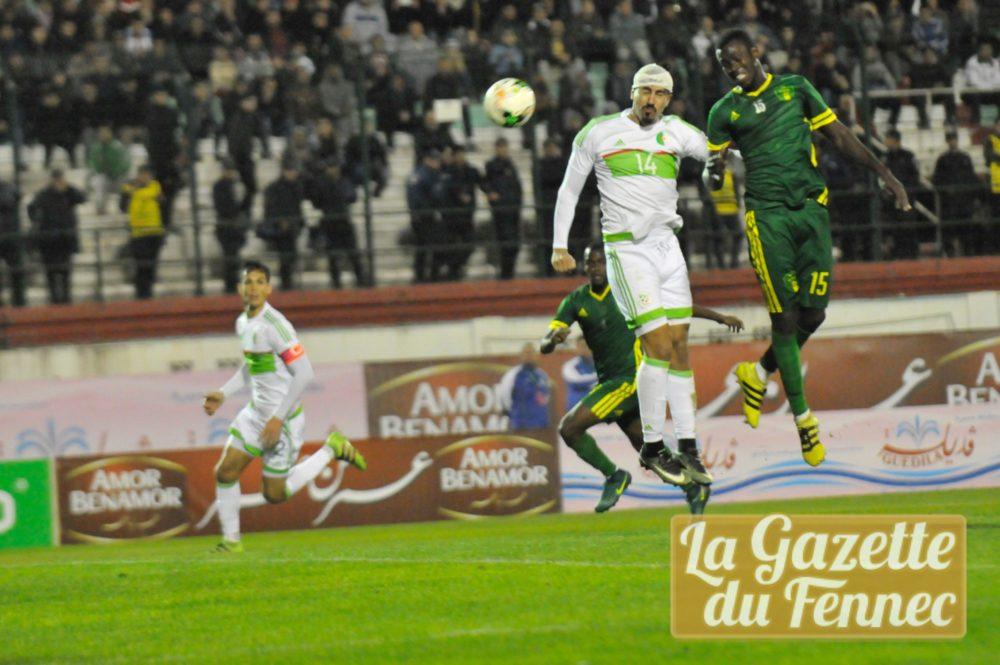 ?Algérie-Mauritanie (3-1) : des Fennecs à deux visages