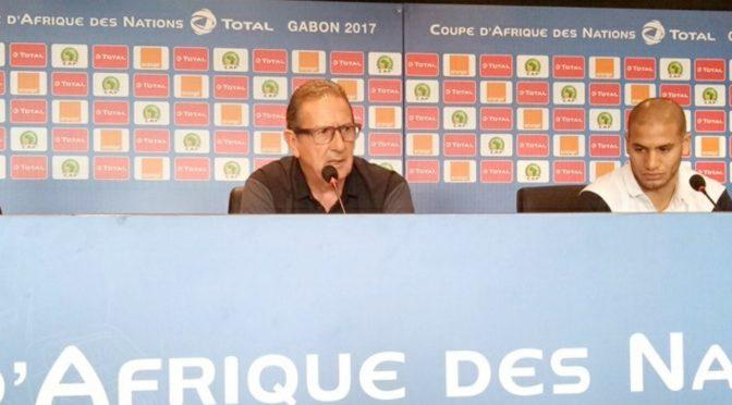 Leekens: «Il faut une victoire face à la Tunisie pour se relancer»