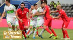 CAN 2017 : l'Algérie au bord du précipice