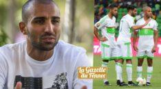 Rafik Djebbour : « C'est une équipe sans âme ! Sans patriotisme ! »