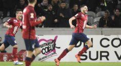 France : Lille s'impose 2-1 face à l'OL grâce à un doublé de Benzia