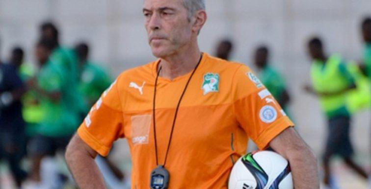 Côte d'Ivoire : le sélectionneur Dussuyer démissionne