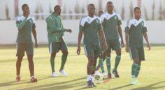 """Algérie – Mauritanie : les """"Mourabitounes"""" sont arrivés à Alger !"""