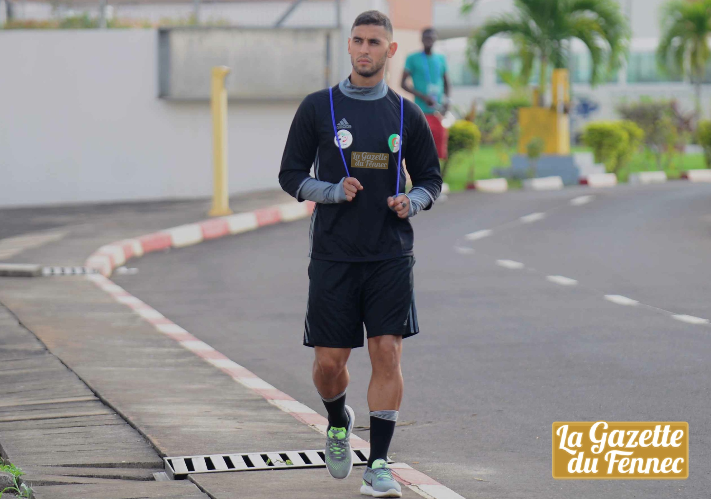 ghoulam entrainement moanda