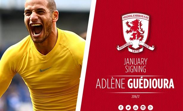 Mercato : Middlesbrough s'offre Guedioura ! (Officiel)