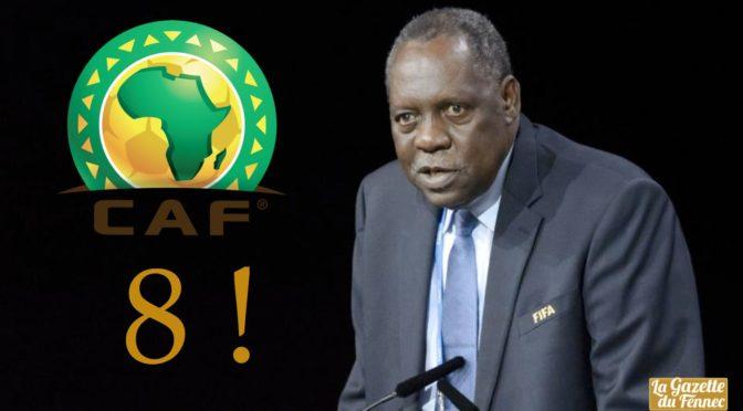 CAF : Issa Hayatou candidat pour un 8e mandat !