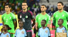 CAN 2017 : l'Algérie 2ème plus mauvaise défense du tournoi