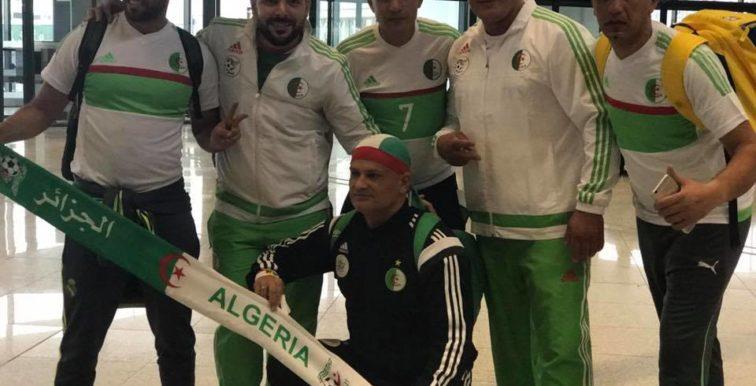 CAN 2017 : départ des premiers supporters algériens