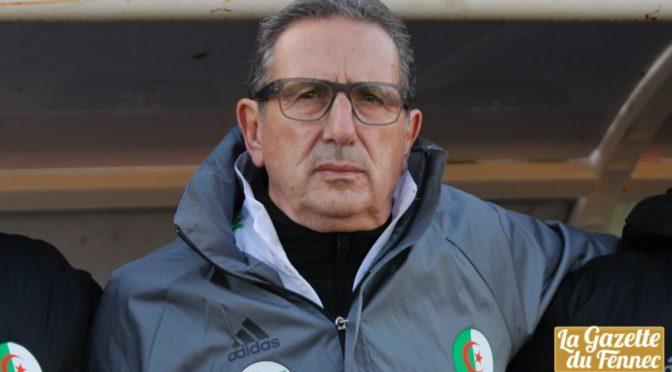 Leekens : « Le plus important, c'est le match contre la Tunisie »