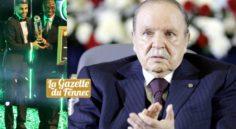 Le Président Abdelaziz Bouteflika félicite Riyad Mahrez pour son titre africain