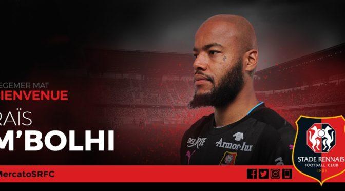 Stade Rennais : M'Bolhi attendu lundi