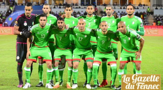 Classement FIFA : l'Algérie toujours à la 48ème place