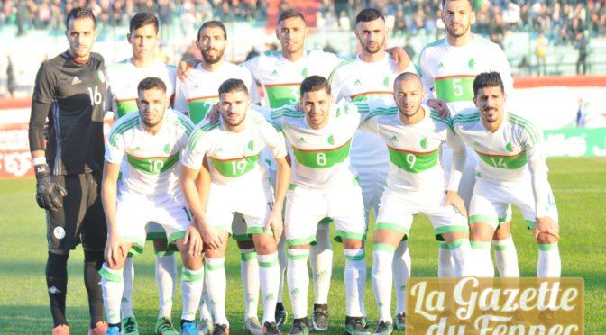Classement FIFA : l'Algérie recule à la 54ème place !