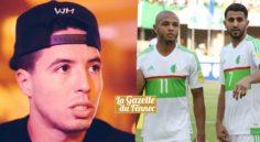 Nasri : «L'équipe d'Algérie arrive à attirer des binationaux de qualité aujourd'hui»