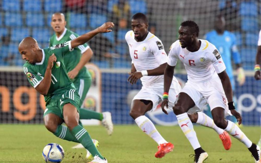 senegal algerie CAN 2015 brahimi