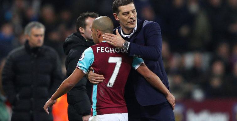 Bilic : «Feghouli commence à retrouver son meilleur niveau»