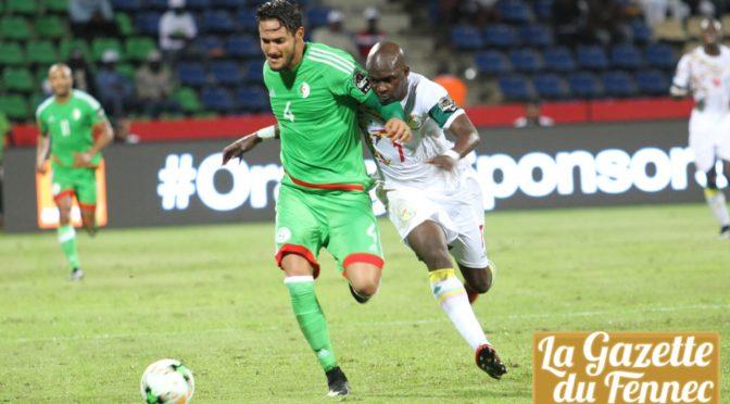 CAN 2017 : l'Algérie ne sauve même pas l'honneur face au Sénégal Bis (2-2)