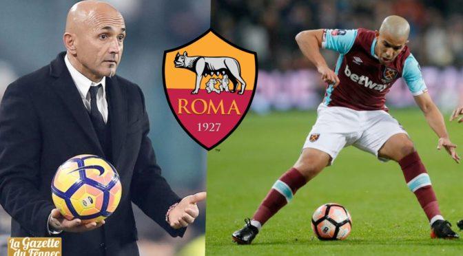 Mercato : Feghouli d'accord avec la Roma, West Ham lui cherche un remplaçant !