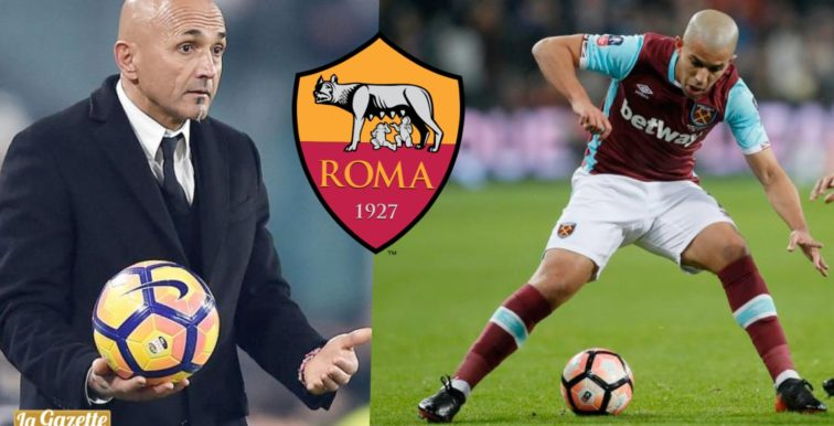 Spalletti (AS Roma) : «Oui, Feghouli est une piste !»