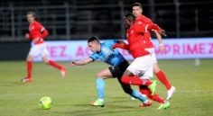 Ligue 2 : Première titularisation de Bennacer