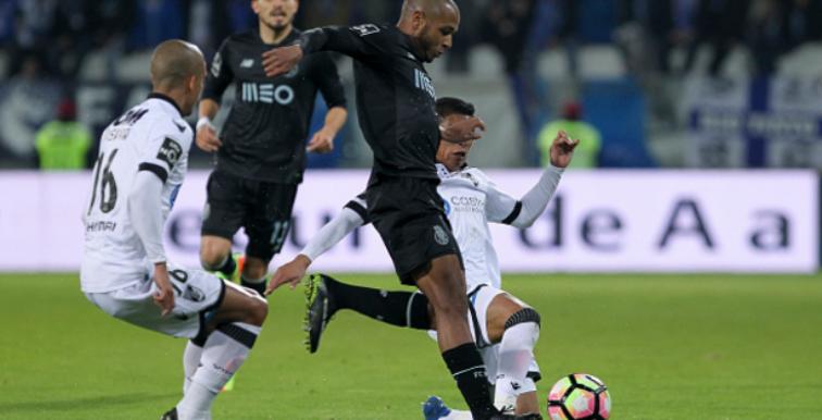 Portugal : Brahimi dans l'équipe type de la 24e journée