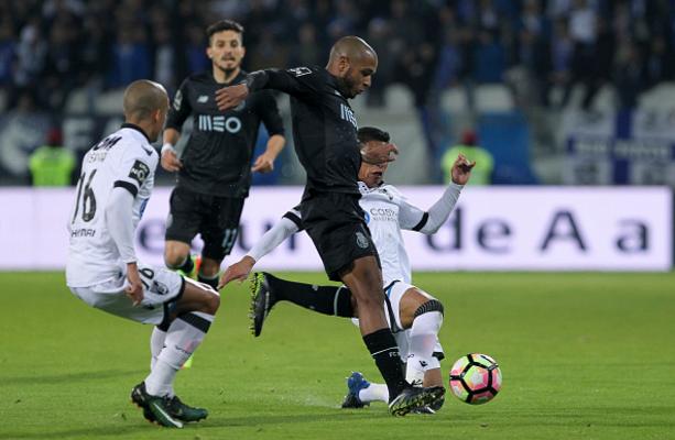 Brahimi Guimaraes 2-0 Porto
