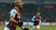 West Ham : Feghouli s'illustre contre West Bromwich