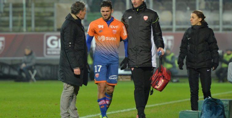 France : Abeid forfait, Dijon écrasé à Nantes (3-1)